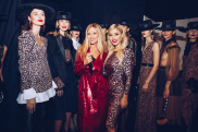 Показ Leopard Collection (Backstage) 291