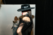 Показ Leopard Collection (Backstage) 283