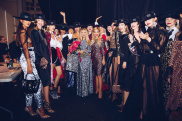 Показ Leopard Collection (Backstage) 292