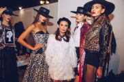 Показ Leopard Collection (Backstage) 295