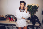 Показ Leopard Collection (Backstage) 296
