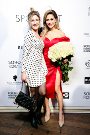 Показ в Soho rooms 239