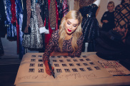 Показ Leopard Collection (Backstage) 139