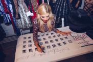 Показ Leopard Collection (Backstage) 140