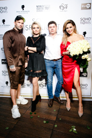 Показ в Soho rooms 245