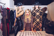 Показ Leopard Collection (Backstage) 141