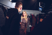 Показ Leopard Collection (Backstage) 161