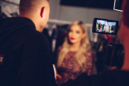 Показ Leopard Collection (Backstage) 162
