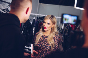 Показ Leopard Collection (Backstage) 163