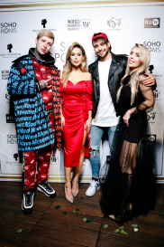 Показ в Soho rooms 251