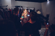 Показ Leopard Collection (Backstage) 165