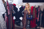 Показ Leopard Collection (Backstage) 171