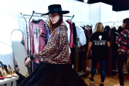 Показ Leopard Collection (Backstage) 29