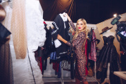 Показ Leopard Collection (Backstage) 172