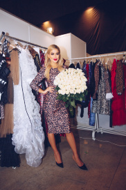 Показ Leopard Collection (Backstage) 173
