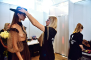 Показ Leopard Collection (Backstage) 31