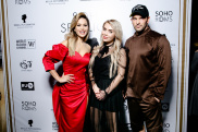 Показ в Soho rooms 258