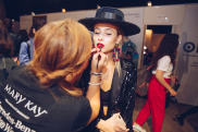 Показ Leopard Collection (Backstage) 187