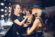 Показ Leopard Collection (Backstage) 190