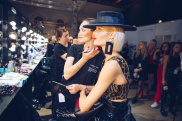 Показ Leopard Collection (Backstage) 191
