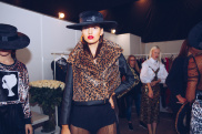 Показ Leopard Collection (Backstage) 193
