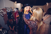 Показ Leopard Collection (Backstage) 198