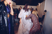 Показ Leopard Collection (Backstage) 199