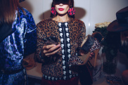 Показ Leopard Collection (Backstage) 200
