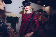 Показ Leopard Collection (Backstage) 201