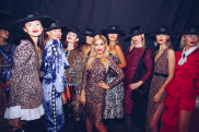 Показ Leopard Collection (Backstage) 208