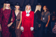 Показ Leopard Collection (Backstage) 209