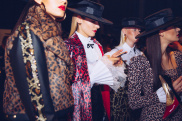 Показ Leopard Collection (Backstage) 210
