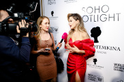 Показ в Soho rooms 283