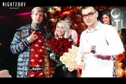 Показ в Soho rooms 178