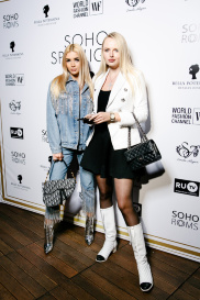 Показ в Soho rooms 303