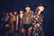 Показ Leopard Collection (Backstage) 215