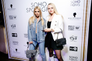 Показ в Soho rooms 304