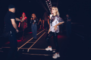 Показ Leopard Collection (Backstage) 45