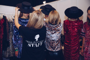 Показ Leopard Collection (Backstage) 50