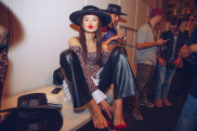 Показ Leopard Collection (Backstage) 211