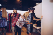 Показ Leopard Collection (Backstage) 51