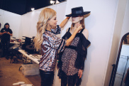 Показ Leopard Collection (Backstage) 54