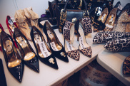 Показ Leopard Collection (Backstage) 56