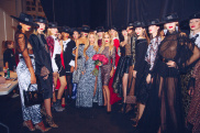 Показ Leopard Collection (Backstage) 287