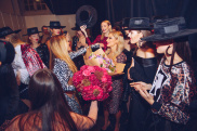Показ Leopard Collection (Backstage) 289