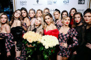 Показ в Soho rooms 194
