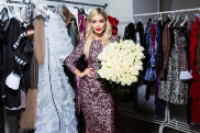 Показ Leopard Collection (Backstage) 148
