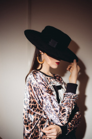 Показ Leopard Collection (Backstage) 238