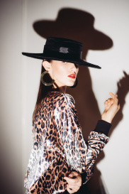 Показ Leopard Collection (Backstage) 239