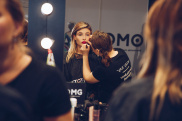 Показ Leopard Collection (Backstage) 89